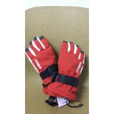 Chiba Lady Board slidinėjimo pirštinės su apsauga, Red