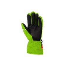 Chiba Plus Finger slidinėjimo pirštinės, Apple Green