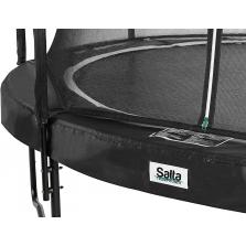183cm/50kg Salta Premium Black Edition juodas batutas