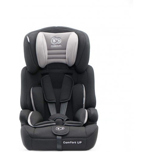 Kinderkraft Comfort Up automobilinė kėdutė, Black