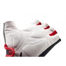 SealSkinz Ventoux Classic dviratininko pirštinės, White Red 11