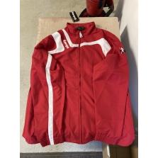Kempa Aspire Web vyriškas džemperis, Red White XL