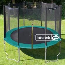 366cm/150kg Ultrasport žalias batutas